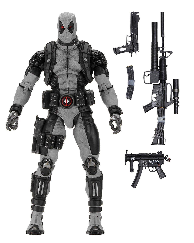 1 4 Marvel Marvel Marvel Classics Deadpool X-Force by Neca 450f36