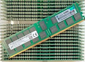 96GB-6x16GB-DDR4-PC4-2133P-R-ECC-Reg-Memory-RAM-Upgrade-HPE-Z840-Workstation