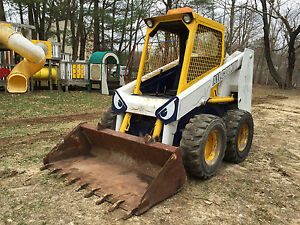 Details about 960 Mustang Skid Steer