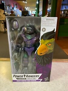 "Hasbro Power Rangers Lightning Collection TENGA WARRIOR  6"" Figure NIP"