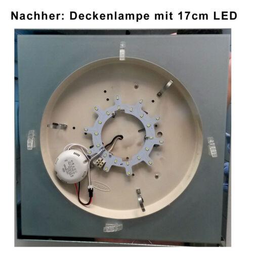 LED Modul 12W Tageslichtweiß Neutralweiß 5500K Deckenleuchte Deckenleuchte G10q