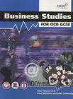OCR GCSE Business Studies by Peter Kennerdell, Alan Williams, Mike Schofield (Paperback, 2001)