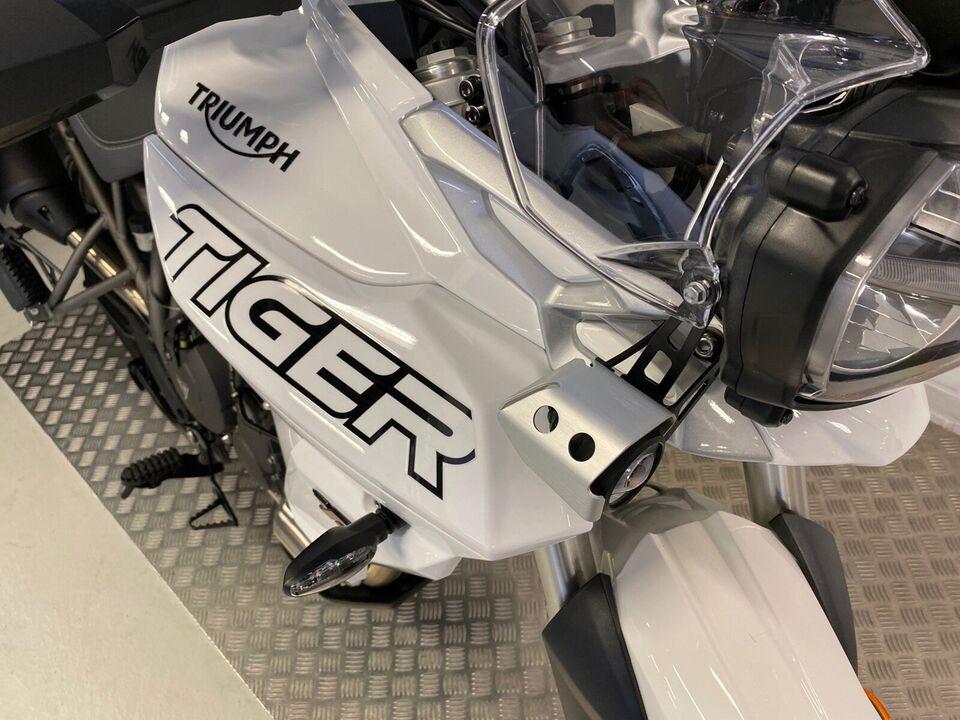 Triumph, Tiger 800 XRT, ccm 800
