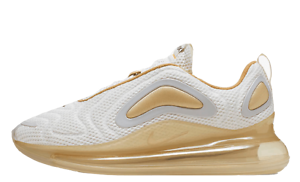 Nike Air Max 720 Mens Running Trainers CI6393 Sneakers Shoes (UK 8.5 US 9.5 EU 43, White Anthracite Vanilla 100)