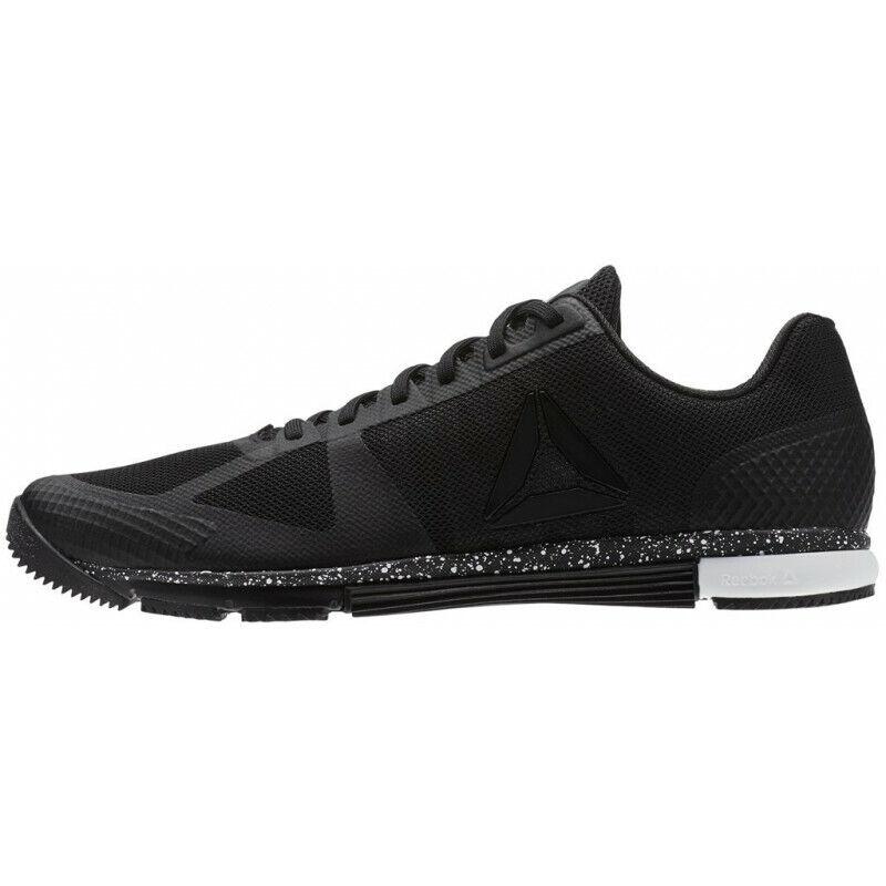 Para Hombre Reebok Speed Tr 20 Para Hombre Entrenamiento Zapato-Negro