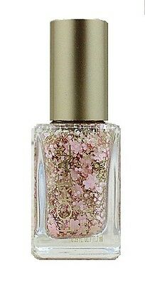 NEW! L'Oreal loreal nail color polish in GARDEN BOUQUET 733 ~ Flower Glitter Mix