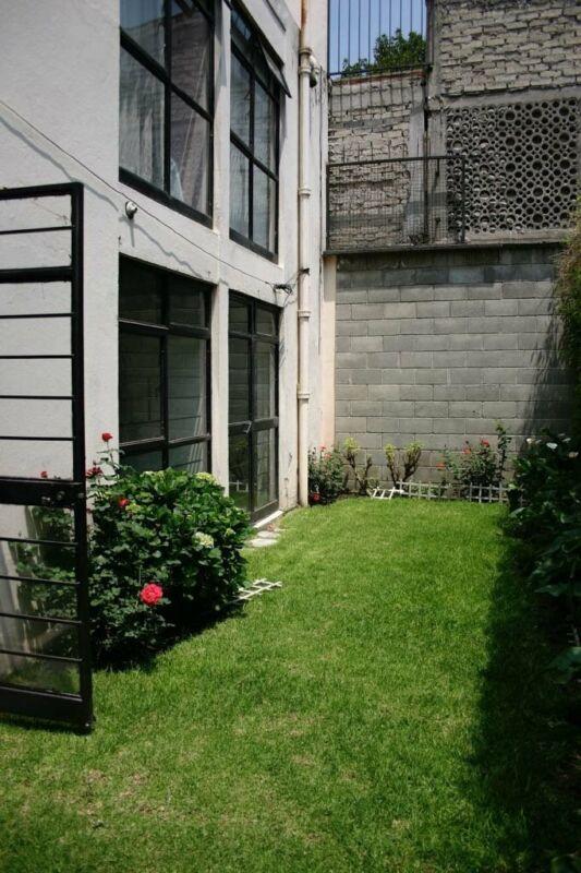 Departamento en Renta en Planta Baja de 165 m2 en casa Duplex Col El Rosedal Coyoacan