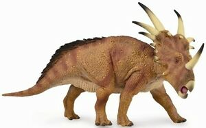 Styracosaurier 8 11/16in Dinosaurs Deluxe 1:40 Collecta 88777 Novelty 2017