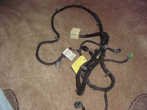 cobalt wiring harness 2006 pontiac g5 cobalt coupe front right rh door wire wiring  coupe front right rh door wire wiring