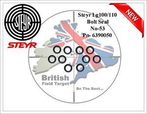 10x-Premium-Bolt-Seals-Fits-Steyr-No-53-Pn-6390050-All-Models-LG100-LG110