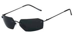 dc5e0fed13 BRAND NEW (1)20861 Agent II Agent Smith Matrix Sunglasses Blk ...