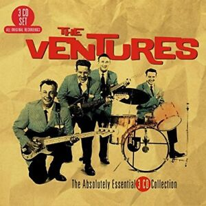 The-Ventures-The-Absolutely-Essential-3-CD-Collection