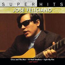 JOSE FELICIANO : SUPER HITS (CD) sealed