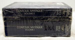 OEM 1999    Ford    Contour Mercury Mystique Workshop Manuals