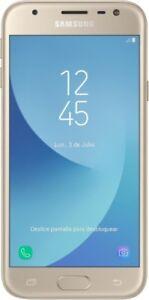 Samsung GALAXY J3 (2017) DUAL Dorado SMARTPHONE LIBRE