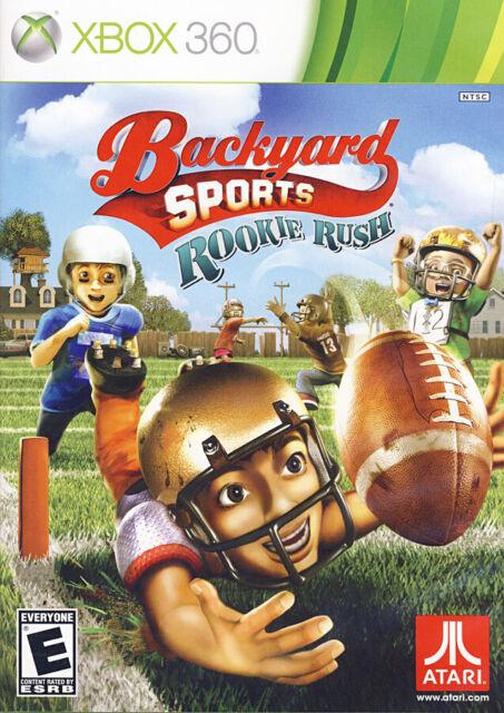 Backyard Football 10 Xbox 360 - BACKYARD HOME