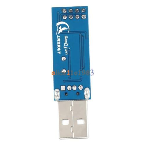 Module CH340T USB to Serial Port Adapter Board For 2.4 G Sans Fil NRF24L01