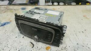 ford-focus-sony-radio-cd-player-7M5T-18C939-AE-code-2008-2010-mk2