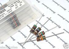 1pcs -Allen Bradley (AB) 51R (51 ohm) 2W 5% Carbon Composition Resistor