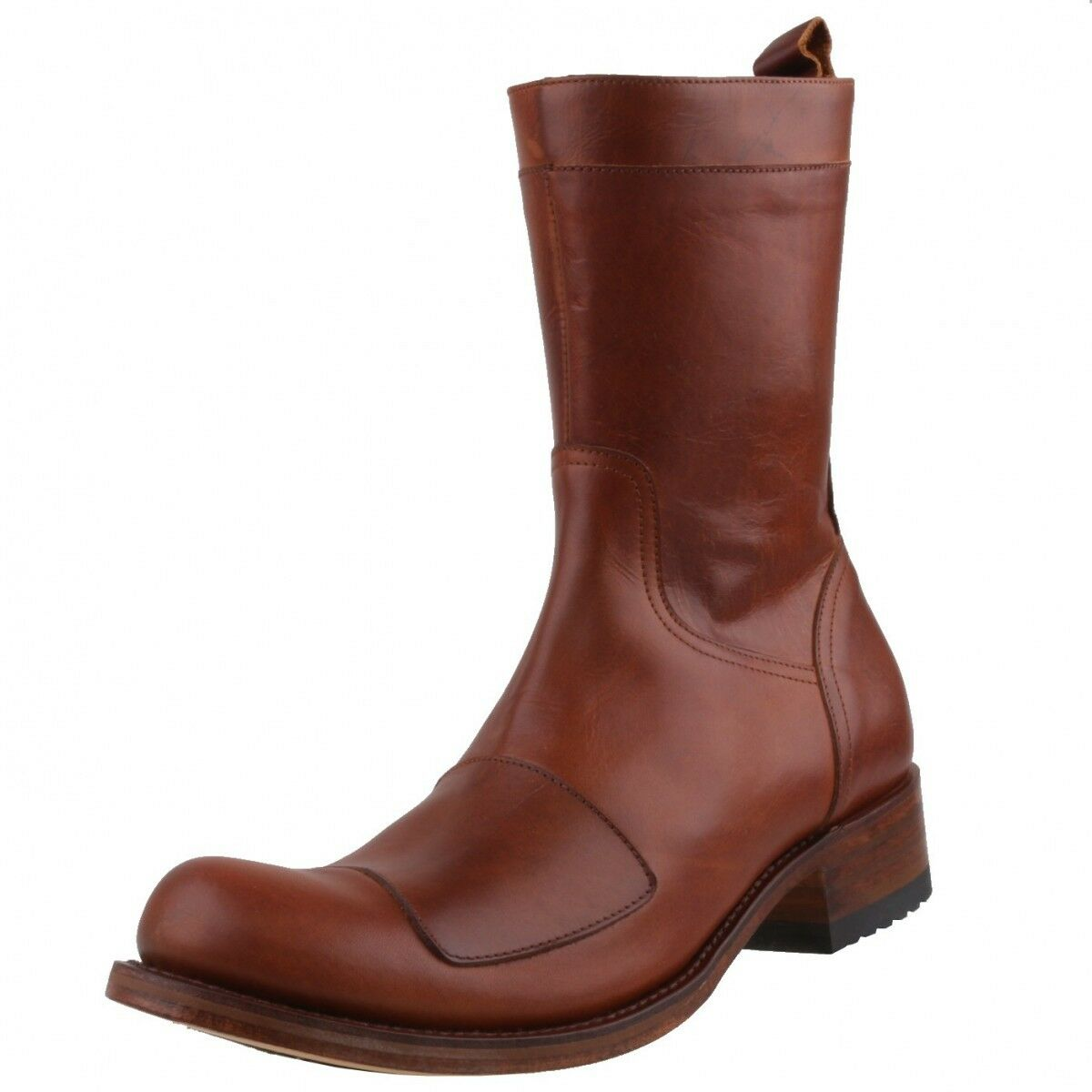 New Sendra Engineer Boots Men Boots 8358 Brown