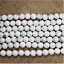 15-034-4mm-6mm-8mm-10mm-12mm-Natural-White-Turquoise-Gemstone-Round-Beads thumbnail 3
