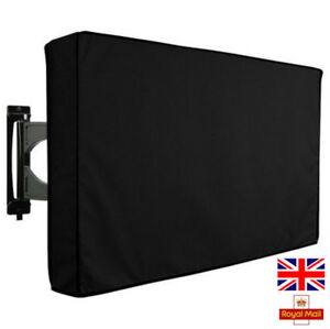 Outdoor-Waterproof-TV-Cover-Black-Television-Protector-For-22-039-039-to-70-039-039-LCD-LED