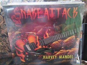 Harvey-Mandel-034-Snake-Attack-034-Brand-New-Vinyl-LP