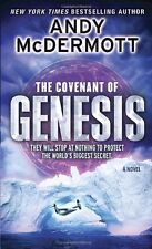 Nina Wilde and Eddie Chase: The Covenant of Genesis : A Novel 4 by Andy McDermott (2010, Paperback)