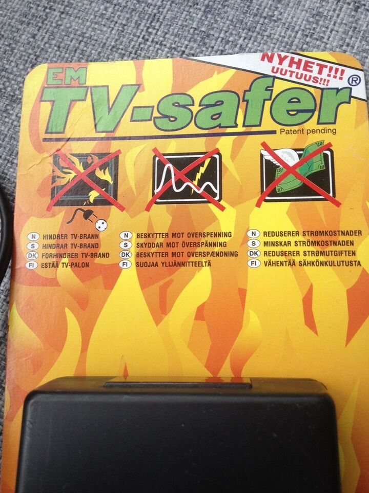 Tv-safer, EM Electronics