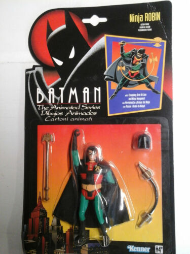 GIOCHI PREZIOSI - KENNER - BATMAN THE ANIMATED SERIES - NINJA ROBIN ANNO 1993
