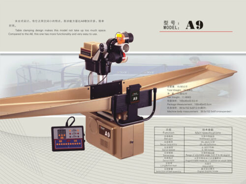 Discount Open Box Deal Full Warranty Ping Pong Table Tennis Robot Ball Machine