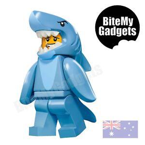 Lego-Minifigures-71011-Series-15-No-13-Shark-Brand-New-mini-figure