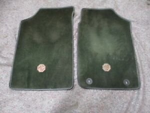 MGTF-MGF-GENUINE-TAILORED-CARPET-FLOOR-MATS-GOOD-USED-CONDITION