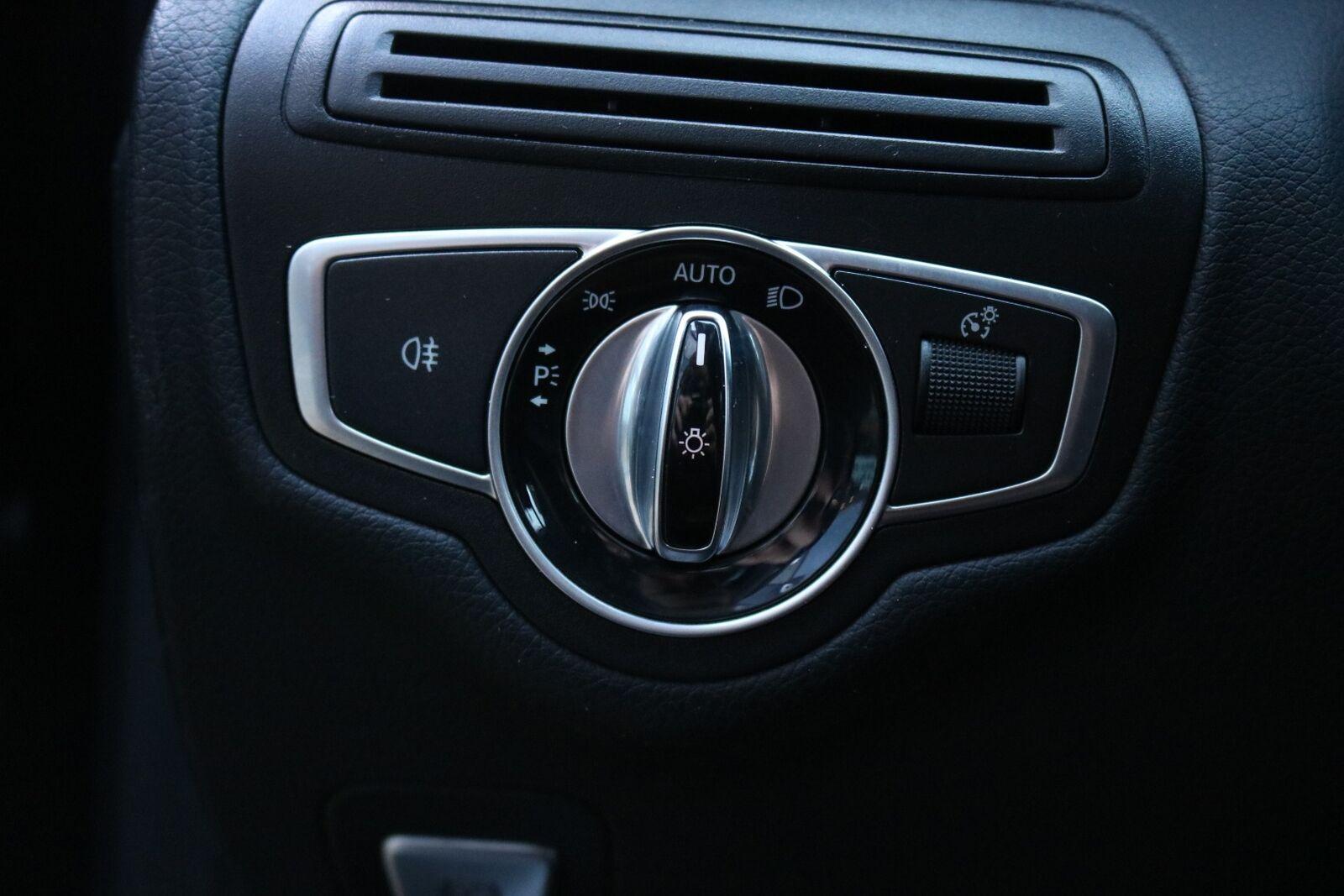 Mercedes C200 Business stc. aut.