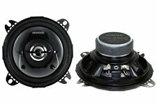 "2) New Kenwood KFC-1065S 4"" 210 Watt 2-Way Car Audio Coaxial Car Speakers Stereo"