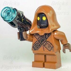 New-Star-Wars-LEGO-Jawa-Straps-Black-Stains-Minifigure-75220-75198-Genuine