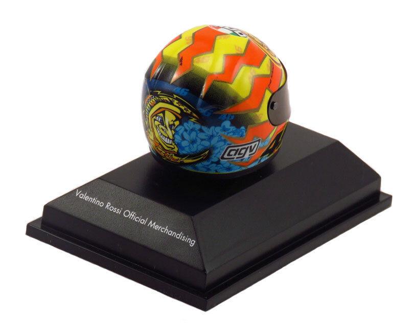 Minichamps Minichamps Minichamps Valentino Rossi Casco GP500 2001 1 8 Escala 2c61f7