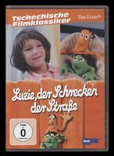 DVD LUZIE DER SCHRECKEN DER STRASSE - KINDER TV-SERIE IN 6 TEILEN *** NEU ***