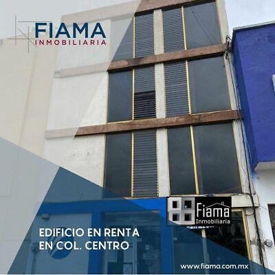SE RENTA EDIFICIO PARA OFICINAS EN COL. CENTRO (EL)