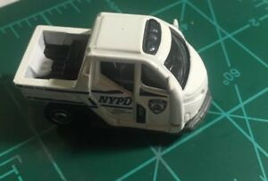 2017-MATCHBOX-NEW-YORK-POLICE-DEPARTMENT-METER-MAID-CFV78-POLICE-FREE-SHIPPING