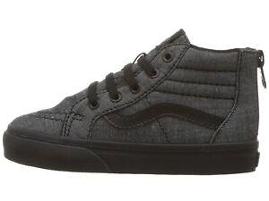 black vans 2.5