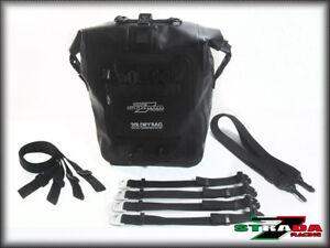 Strada 7 Motorcycle 20l Universal Dry Duffle Rear Tail Bag Kawasaki