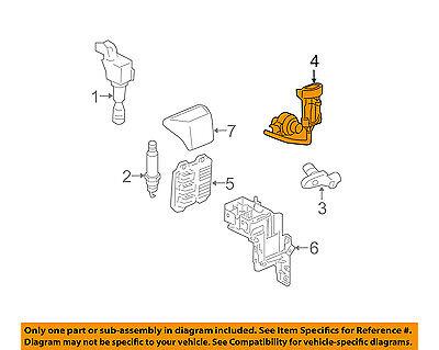Genuine GM Knock Sensor 12621820