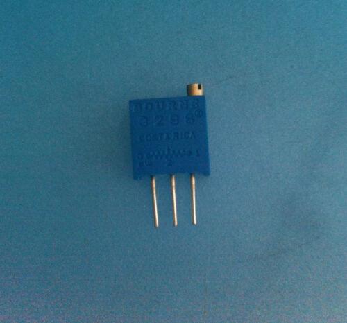 RJ24FW203 BOURNS TRIMMER 20K OHM 0.5W PC PIN