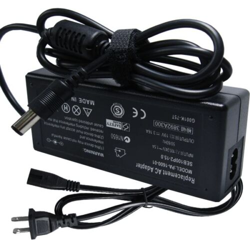 LOT 5 New AC adapter Charger Power Cord for Viewsonic VA712 VA912b LCD monitor