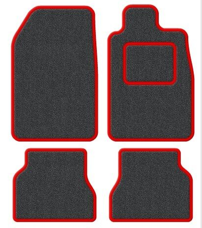 2009-2013 Mazda 6 Velour Carpet Tailor Fitted Car Mats Tufted