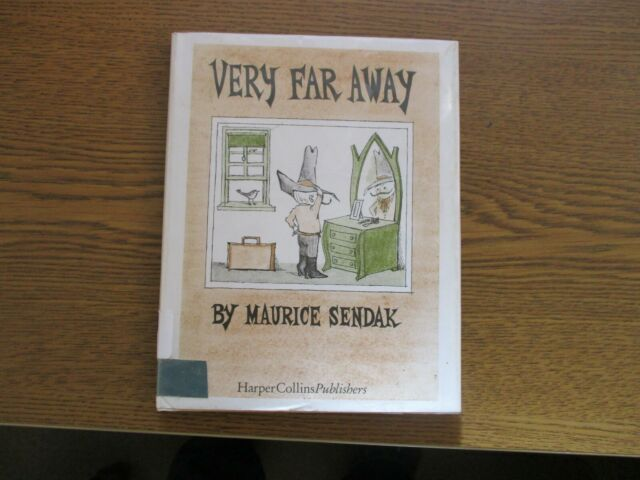 Very Far Away by Maurice Sendak (1957, Hardcover)