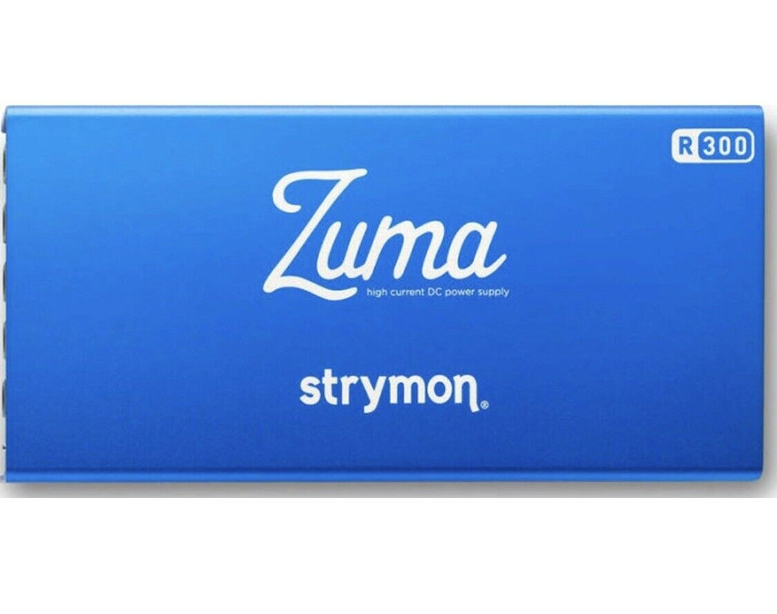 Strymon Zuma R300 High Current DC Power Supply Unit Guitar Effects Pedal