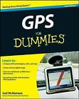 GPS For Dummies by Joel McNamara (Paperback, 2008)
