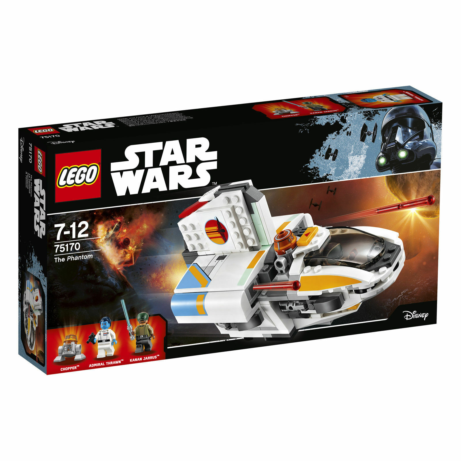 LEGO Star Wars The Phantom (75170) NEU   OVP